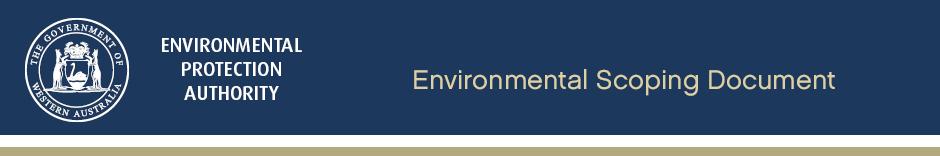 Environmental Scoping Document