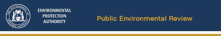 Public Environmental Review