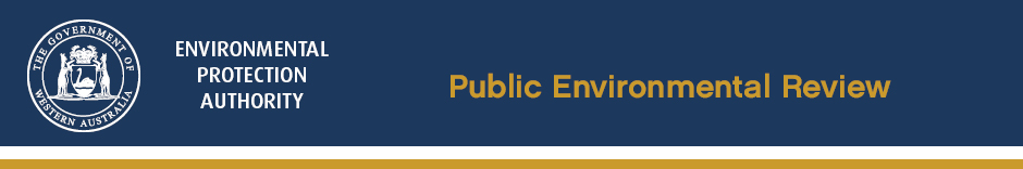 Public Environmental Review